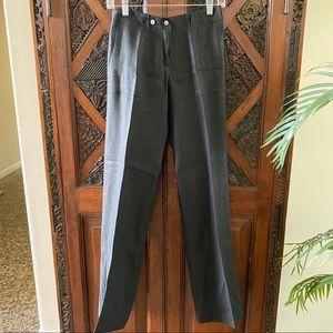 P.L.S. Fashion 100% Linen Slacks Size S